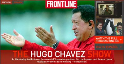 Frontline Hugo Chvez